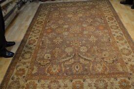 Turkish Zeigler Carpet Size: 2.97 x 1.91 mt