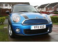 MINI PIMLICO SPECIAL EDITION DIESEL £0 TAX ONLY 30OOO MILES
