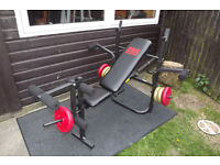 ProPower Multi Use Workout Bench