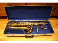 Conn Director/Shooting Star Tenor Saxophone - USA (1962)