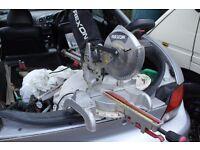 Rexon 240v Sliding Mitre Saw SM2150AE