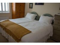 Lovely TWIN bedded room in a new house on a small quiet estate near the Harwell Science Campus.