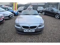 BMW Z4 2.5 si Sport Roadster 2dr Finance Available / Year MOT !
