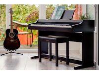 Yamaha Clavinova Digital Full Piano 88-key HE weighted keyboard Stool Delivery