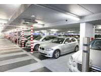 Q Park Car Wash Valeting Business For Sale - New Waterless Cleaning System - Large Busy Car Park