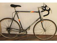Classic Peugeot Premiere Road bike. Large 64cm frame, 12speed, One former owner, Stored inside, VGC