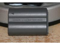 Genuine Canon BP-511A 1390 mah Battery Pack