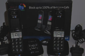 BT 6500 Nuisance Call Blocker Twin Cordless Phone