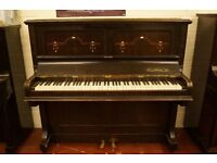 Old upright piano for spares or repairs - Prop use or other - Can deliver. Sold as is.