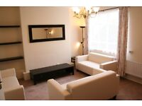 4 bed flat with balcony, furnished, avail 8th April 2017, close to finsbury park underground £640pw