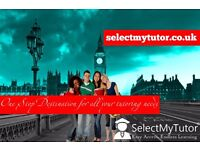 Thousands of English Tutor for GCSE/Primary/Degree/A-Level at Select My Tutor