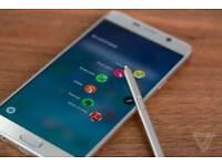 Samsung galaxy note 5 UNLOCK