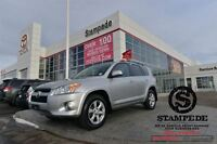 2012 Toyota RAV4 Limited w/Leather, sunroof and bluetooth-TOYOTA
