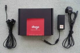 Diago PS-01 Powerstation Pedal Supply 9v/3amps Perfect working condition