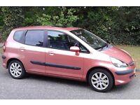 WHAT A CAR. Honda Jazz 1.3SE 5 Dr,Outstanding Throughout, Low Mileage (FSH) Long MOT, High Spec