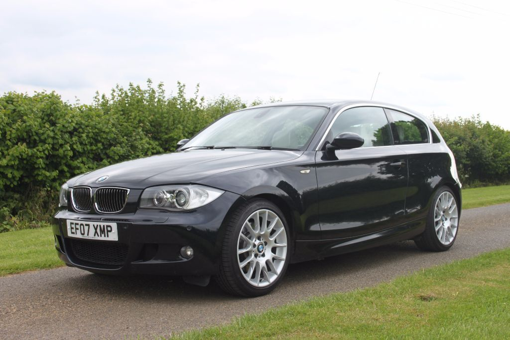 bmw 130i m sport limited edition in witney oxfordshire gumtree. Black Bedroom Furniture Sets. Home Design Ideas
