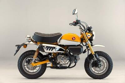 Honda Monkey Bike Z125 ONE IN YELLOW AVAILABLE FOR IMMEDIATE HANDOVER