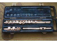 Yamaha YFL-27S flute