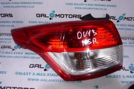 FORD KUGA NS REAR OUTER LIGHT CLUSTER (NON LED) MK2 2013-2016 OV13