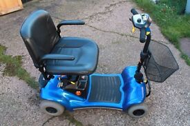 Portable Sterling mobility scooter for sale.