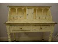 Desk Small Charming Shabby Chic
