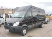 IVECO DAILY 65C18 LWB HIGH TOP – 08-REG