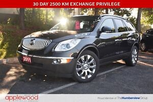 2011 Buick Enclave CXL2, TRAILER TOW, REAR CAMERA, ONE OWNER