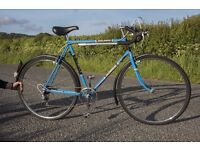 Raleigh Olympus 5 speed vintage road bike