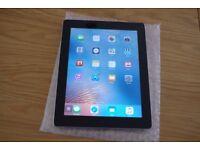 Pad 2 (A1395) 16GB black very good condition