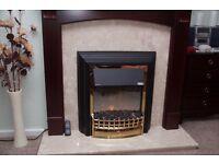 Dimplex Sheraton LE Electric Fire for sale