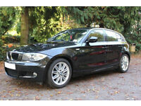 BMW 1 Series 118d M Sport for very good price, in very good condition
