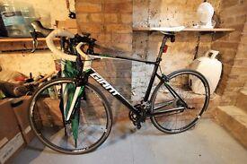 Giant Defy Aluxx 2015 Model £1000 Bike Selling for £600 ONO