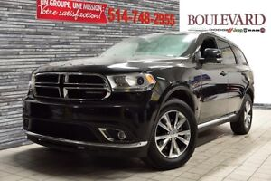 2016 Dodge Durango LIMITED 7 PASS V6 4X4 NO ACCIDENTS