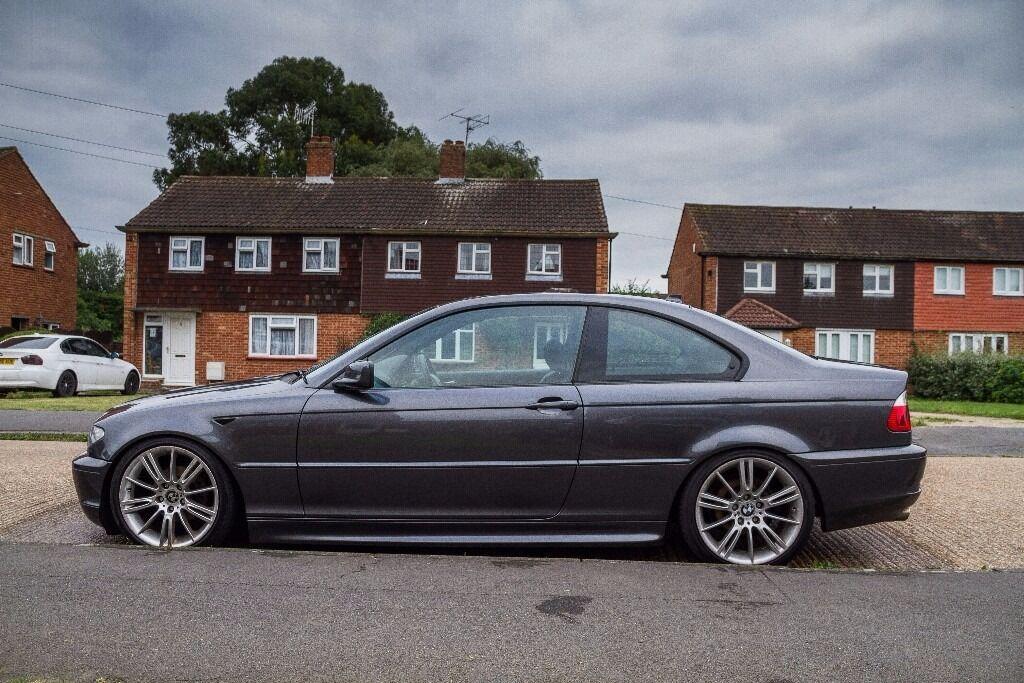 Modified BMW 3 Series E46 318Ci