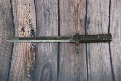 Used, WWI Original army Mannlicher M95 Bayonet CEWG CEWO ? no scabbard for sale  Shipping to United States