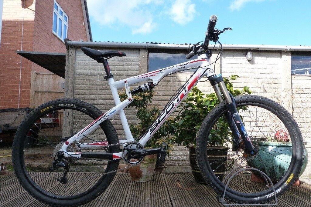 0fec822e248 Scott Spark 60 Full Suspension XC Mountain Bike 20