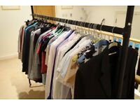 A selection of women's size 10 business clothes, some worn a few times some unworn