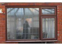 Double glaized window