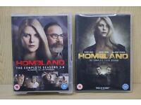 Homeland DVD Series 1-5