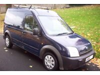 Ford Transit Connect L230 D 1.8 TDCi Long wheel base high top roof 2005 05 low miles