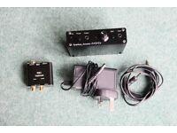 Epiphany Acoustics EHP-02 Portable Headphone Amplifier + TAISHAN FiiO D03K DAC