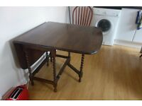 Dropleaf Dining Table - Bedminster - £20