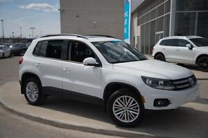 2016 Volkswagen Tiguan Special Edition 2.0T - 100% accident free