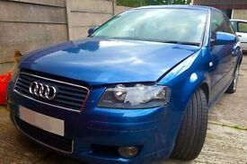 Audi A3 2.0 TDI - see description