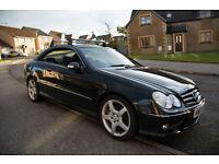 Mercedes-Benz CLK 2.1 CLK220 CDI Sport 2dr. LOW MILES!! Sat Nav, Heated seats, AMG Sport Styling