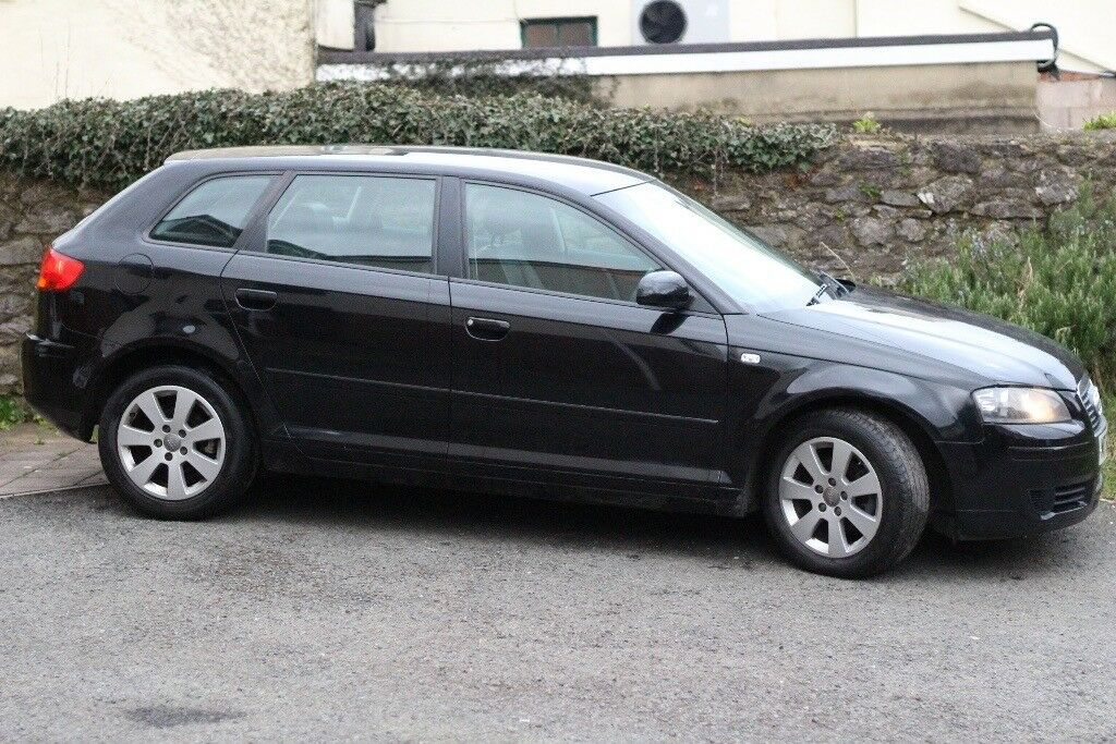 audi a3 sportback 2 0 tdi 2006 in newton abbot devon. Black Bedroom Furniture Sets. Home Design Ideas