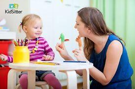 Emergency babysitters in Camden and Belsize Park