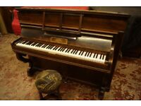 Antique Erard piano circa 1877 - Delivery available UK wide