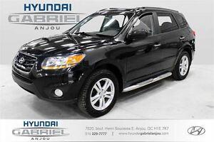 2010 Hyundai Santa Fe LIMITED NAVIGATIO MOTEUR A SEULEMENT 35000