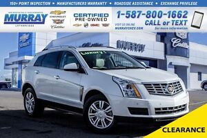 2014 Cadillac SRX Luxury Collection **Sunroof!  Remote Start!**